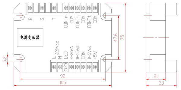 固态继电器|电机正反转|调压模块|整流调压模块|电力调整器-杭州龙科