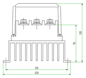 scr电力控制器接线图