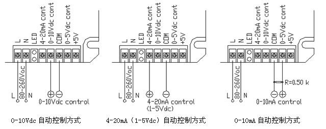 三相可控硅整流触发器
